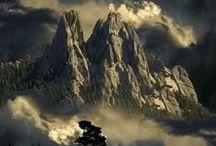 Mountains & rocks / Mountains, rocks