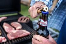 Summer Fun / Family, friends, barbecue, and ice cold beer. Isn't that what summer is all about?