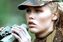 Safari and military style
