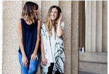cheerful chic | blogger babes / Featuring all of our beautiful Cheerful Chic fashion bloggers!