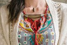 Love Jewelry / Check out our beautiful selection of jewelry- necklaces, bracelets, rings and other accessories.