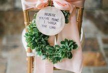 Jenn & Matt (Client Wedding Board)