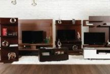Libreros y Muebles de TV