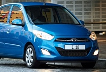 Hyundai i10 / The smallest Hyundai, the i10.
