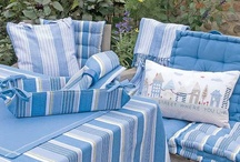Summer Dining / Al Fresco dining, leisurely meals in the garden, Summer barbeques, picnics on the beach. Co-ordinating accessories and textiles make any event extra special.