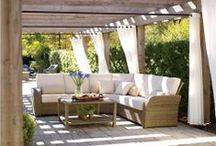 Outdoor Living / There is a growing trend among homeowners to create an outdoor living space that is an extension of their home's interior.  Let Home help you turn your outdoor living space into an outdoor oasis. / by Home Hardware Stores Limited