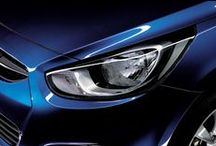 Hyundai Accent / Renowned for its safety and comfort, the Hyundai Accent.