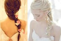 Bridal hair / All beautiful! / by De Italiaanse Bruiloft