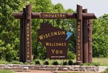 Why We Love Wisconsin / The unique sites and #Wisconsin #traditions.