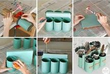 #DIY / Do-it-yourself projects. #DIY