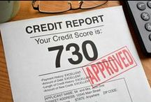 Building Credit / Links and illustrations that teach you the importance of good #credit, and hot to improve your #creditscore.