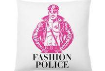Fashion Police / by Ronnelle Jones-Rocks