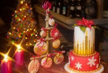 Festività / Sono le torte che ho creato per le feste tradizionali: Natale, Pasqua, ma anche Halloween e la Befana