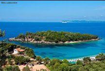Sivota Beaches - Παραλίες / Απίστευτης εξωτικής φυσικής ομορφιάς τοπίο μαγεύει το μάτι του επισκέπτη!  Welcome to Heaven! Welcome to SYVOTA! Exotic beaches, transparent waters, awesome green landscapes.