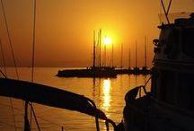 Sunset - Sivota