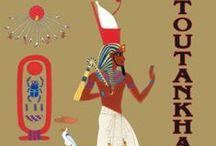 Égypte et pharaons