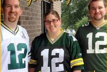 Supporting the Green and Gold! / Our associates supporting the #GreenBayPackers! #Packers #GreenBay #GoPack