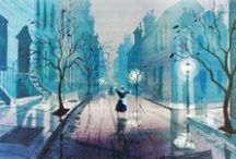 ART-WONDERLAND / ambiance, art, drawing, paysage, landscape, light