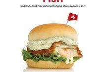 JACKSON's BURGER CLASSICS / Burgers