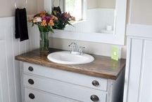 Bathroom ideas / Inspiration for our Bathroom/Laundry renovation