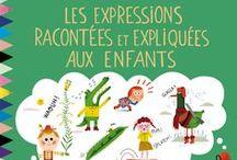 Apprendre le français / À l'occasion de la Semaine de la langue française et de la Francophonie, découvrez une sélection d'ouvrages jeunesse dédiée à l'apprentissage et l'approfondissement du français.