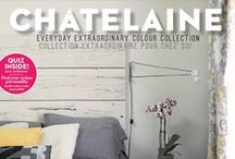 Chatelaine / EVERYDAY EXTRAORDINARY COLOUR COLLECTION!