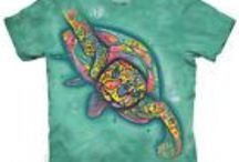 Sealife / T-shirts from under the sea