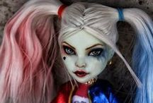 Ever After Monster High / Monster High Dolls. Beautiful and inspiring customs. Clothing ideas for MH.