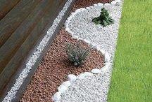 Gardens and Landscaping / Garden outlays. Landscaping ideas. Garden décor.