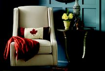 Classic Colours of Canada / Historical Colours: A timeless collection of our country's heritage hues. Rich in culture, steeped in tradition and saturated with a passionate soul. Canada's family of colours is a true reflection of our unique sophisticated style.