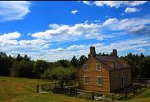 Shaker / Fruitlands Museum has the first Shaker Museum in the country and the largest collections of Harvard Shaker documents in the world.