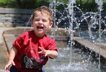 Fun for Kids at Morris Arboretum / Morris Arboretum is a wonderful place for children to explore, learn, and be active in a safe, natural setting. Discover the many exciting opportunities the Arboretum has to offer all year round!