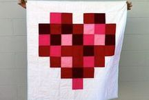 A BABYQUILT EASY  1 / Here are some new idea´s for chartityquilts we can use / by Dorte Rasmussen.Denmark
