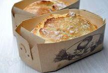 Ma petite boulangerie / Du bon pain, des baguettes, des brioches, scones, muffins...