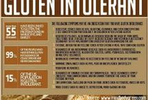 Gluten Intolerance / This board is dedicated to highly discussed nowadays problem gluten sensitivity and associated with it celiac disease.