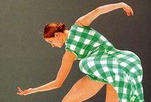 danza, moda y movimiento