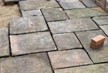 ZAHRADA - kamenná podlaha