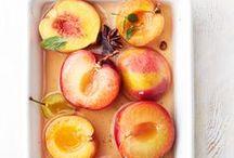Summer food / Un rayon de soleil, une envie de fraîcheur, un pique-nique à préparer ? à table !