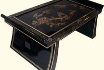 Oriental Coffee Tables, Chinese Meditation Tables. / Our Tables add just the right touch to your Living Areas!