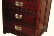 Oriental End Tables and Night stands. / Choose from our Asian Cabinets, Chinese Chests and Oriental Commodes perfect as night stands & end tables in your home.