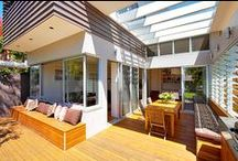 Utz-Sanby Outdoor Dining Areas
