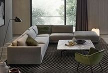 L I V I N G / Living rooms and lounges we love