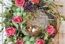 Wreaths / .