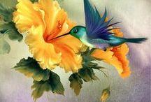 Birds. / .