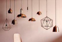 L I G H T I N G / Lighting ideas we love