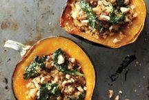 La citrouille avant minuit / Pumpkin recipes