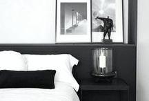 B E D R O O M S / Bedrooms and sleep spaces we love