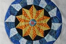 CAMELOT/CIRCLES QUILTS / Wonderful right!!!!!!!