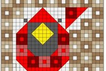 CHARLEY HARPER /QUILTS AND IDEA´S / Just in love with his natureart, and love this quilts from his art.