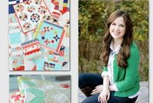 CAMILLA ROSKELLEY QUILTS / RETRO/LIGHT/AND SUMMERDREAMS QUILTS